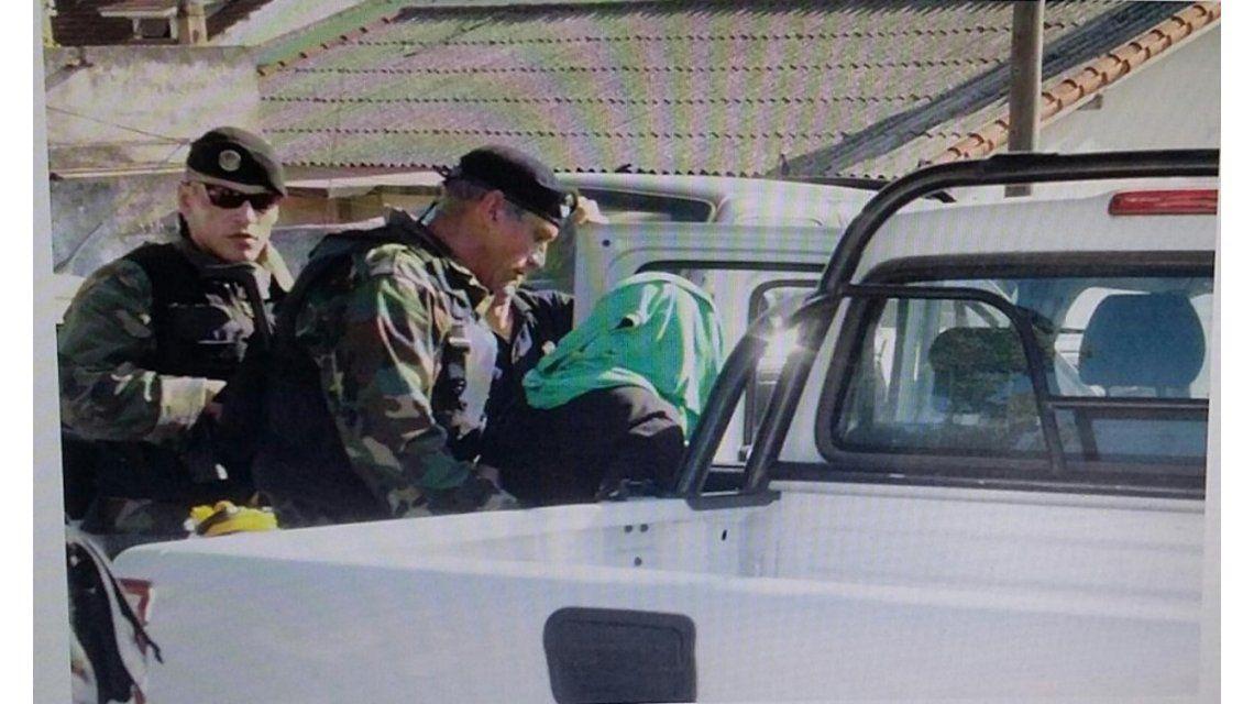 Detuvieron al tirador de Villa Gesell que hirió a un policía con su rifle de aire comprimido