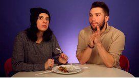 Las curiosas reacciones de los estadounidenses al probar comida argentina