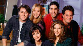 El drama de un ex Friends: por las drogas, no recuerda tres temporadas