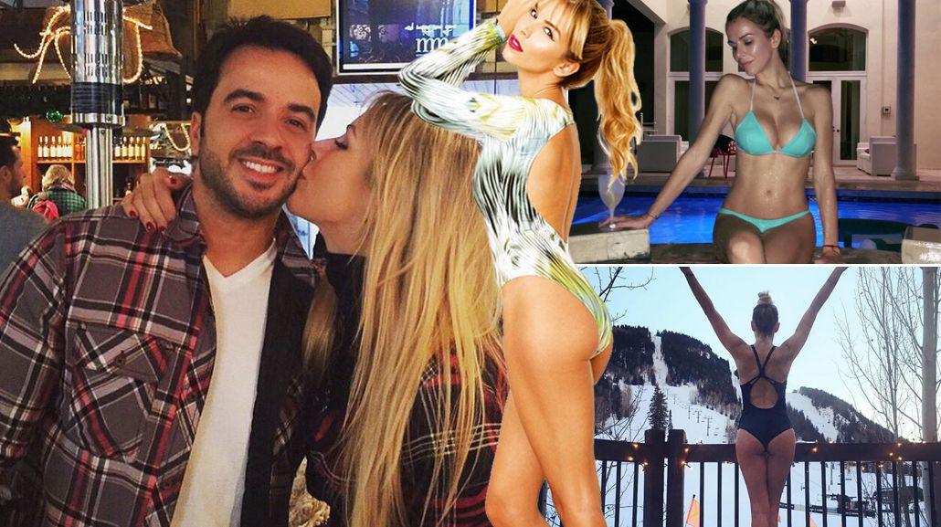 Conocé a Águeda López, la sensual esposa Luis Fonsi