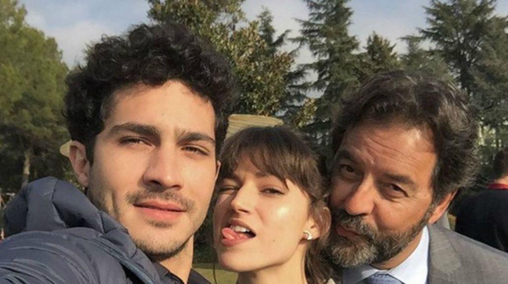 Chino Darín, ¿de novio con una actriz española?