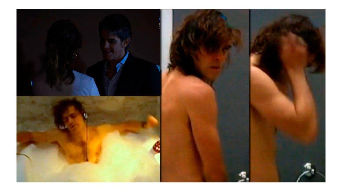 La Leona hot: el desnudo de Peter Lanzani y la caliente confesión de Nancy Dupláa