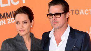 Brad Pitt y Angelina Jolie, separados