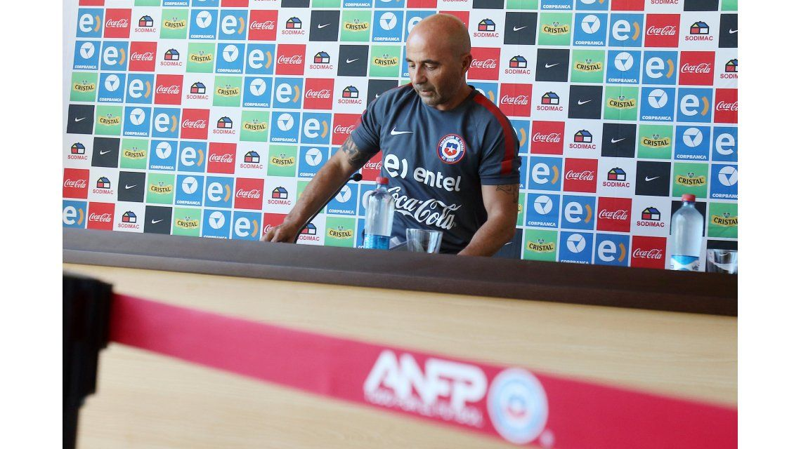 Fin de ciclo: con polémica, Sampaoli se va de la Selección chilena