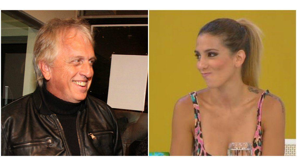 Escandaloso cruce entre Andrés Nara y Cinthia Fernández