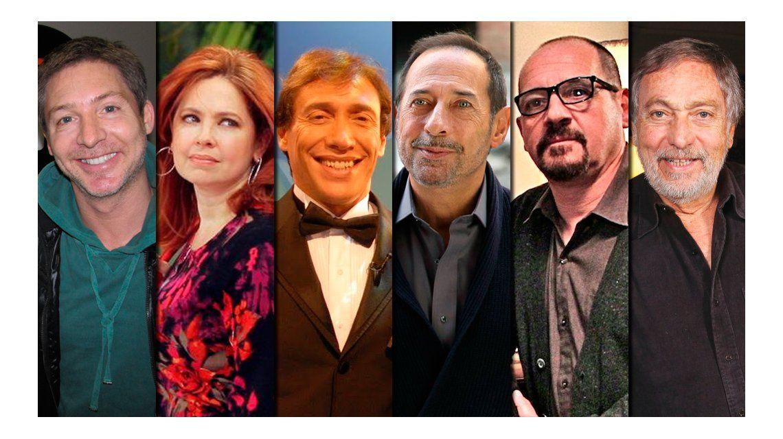 Polémica por la Ley del actor: el comunicado de los más famosos