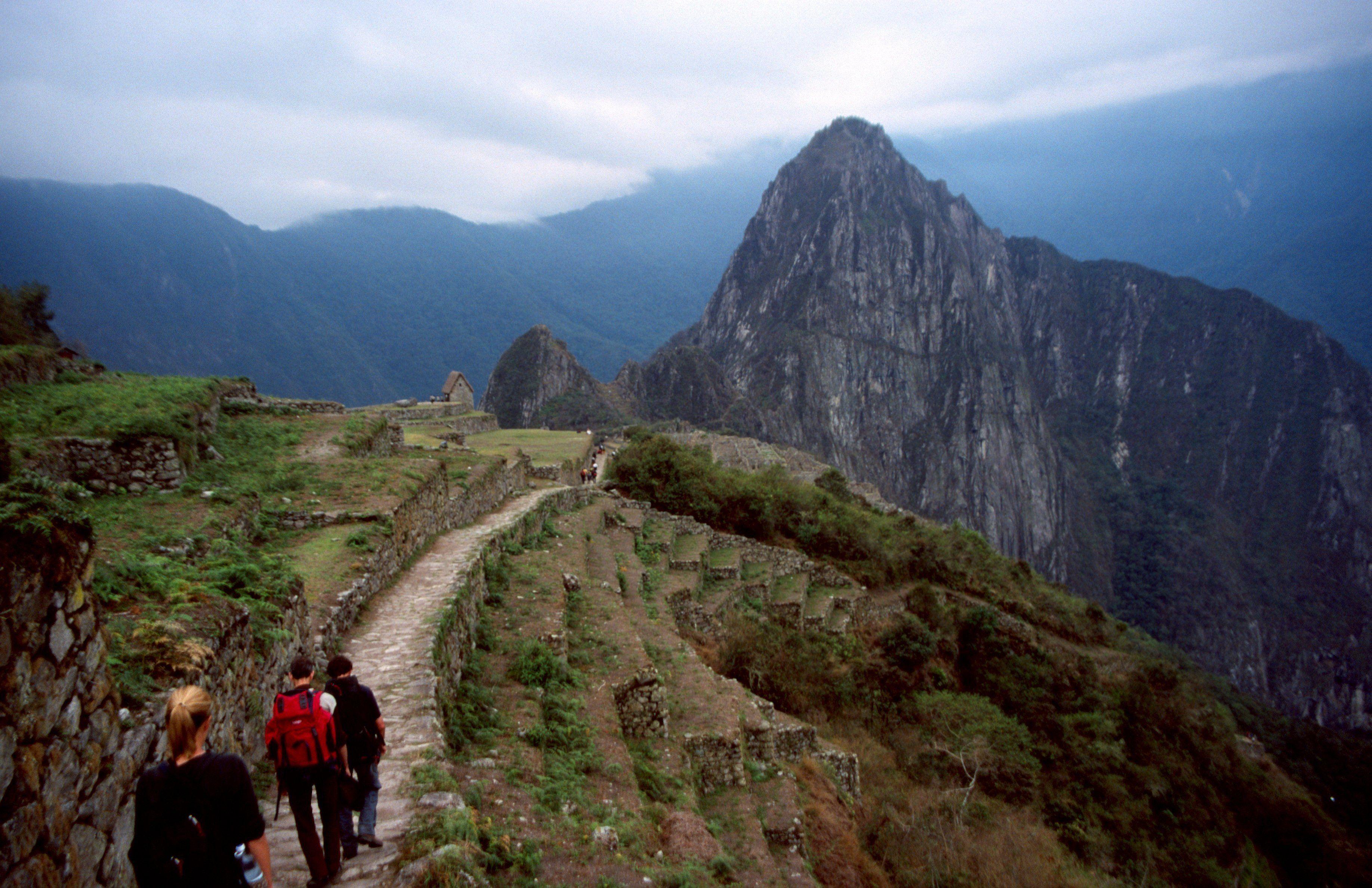 Atención turistas: Perú cerrará en febrero el Camino Inca por obras de mantenimiento