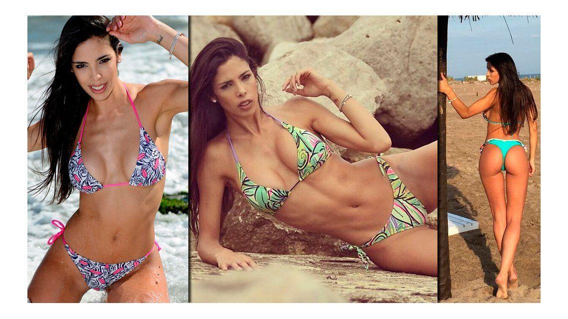 Filtran fotos hot de Maypi Delgado completamente desnuda