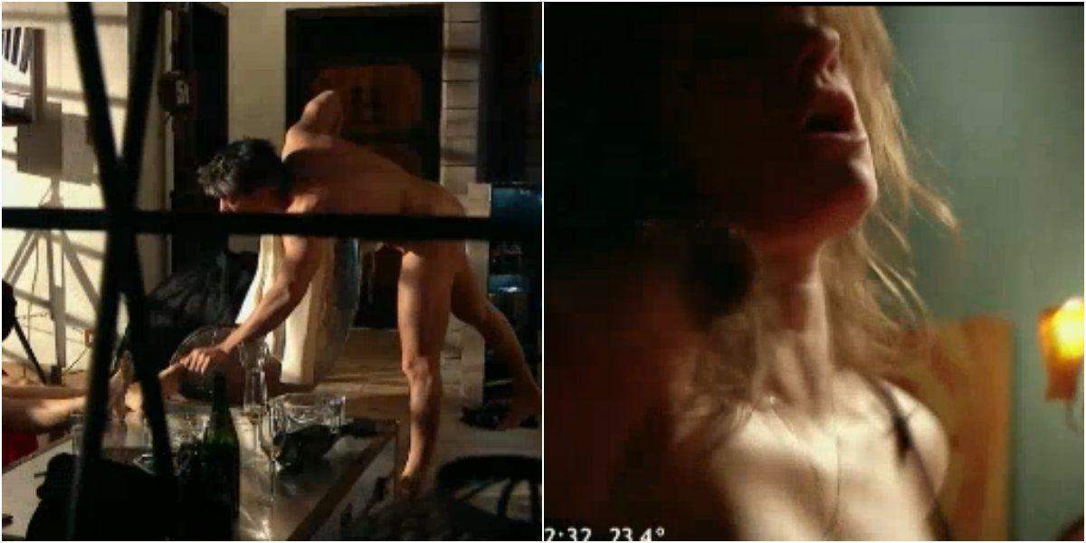 La Leona arrancó con escenas hot y un desnudo total de Pablo Echarri
