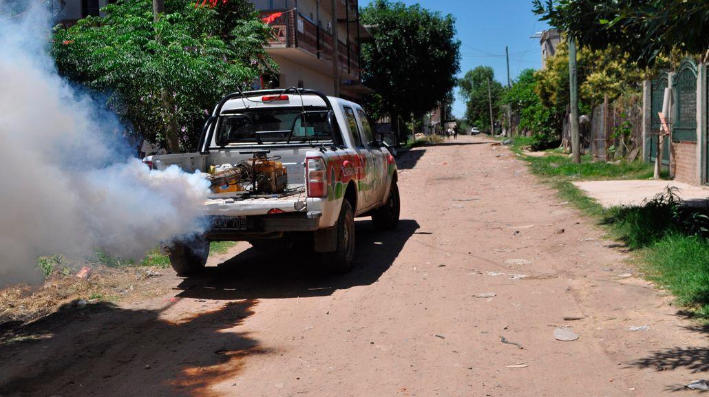 Medicos del Mundo impulsa reunión en Mercosur por avance del dengue