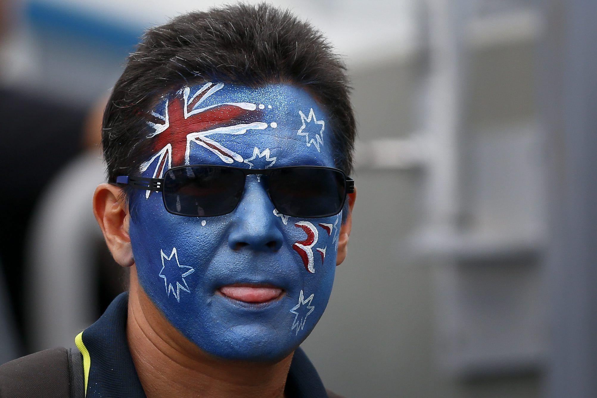 Las mejores fotos del Abierto de Australia