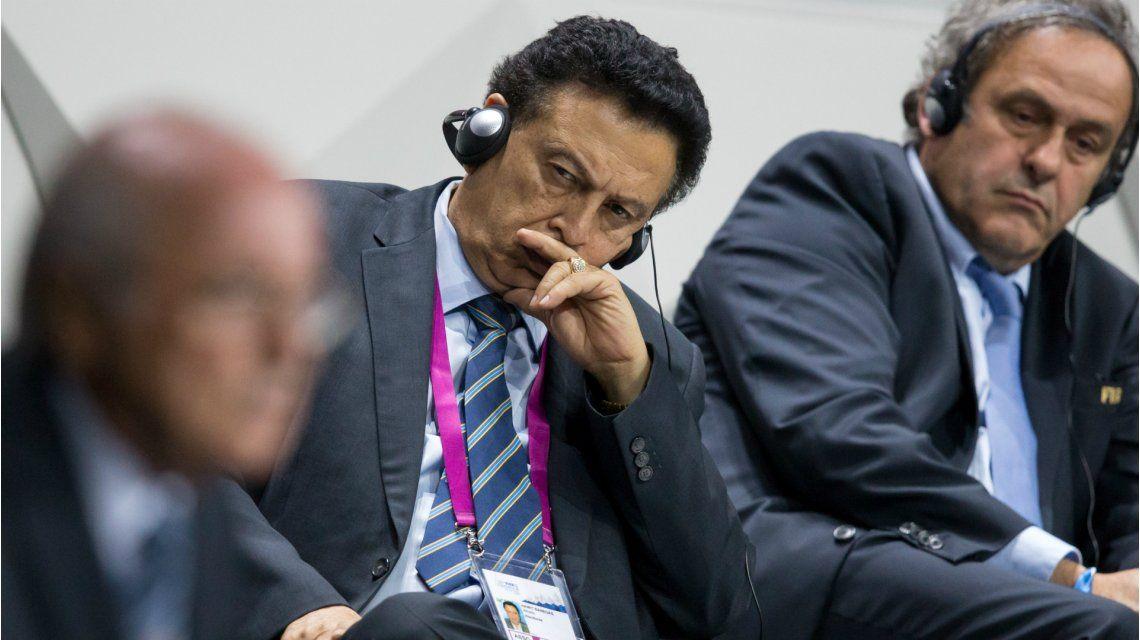 Un acusado por el escándalo en la FIFA fue beneficiado con prisión domiciliaria