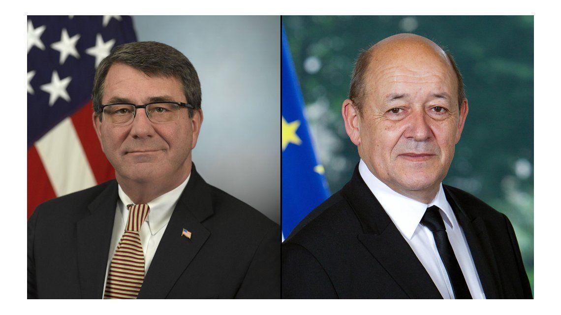 Estados Unidos y Francia quieren combatir al Estado Islámico también en Libia