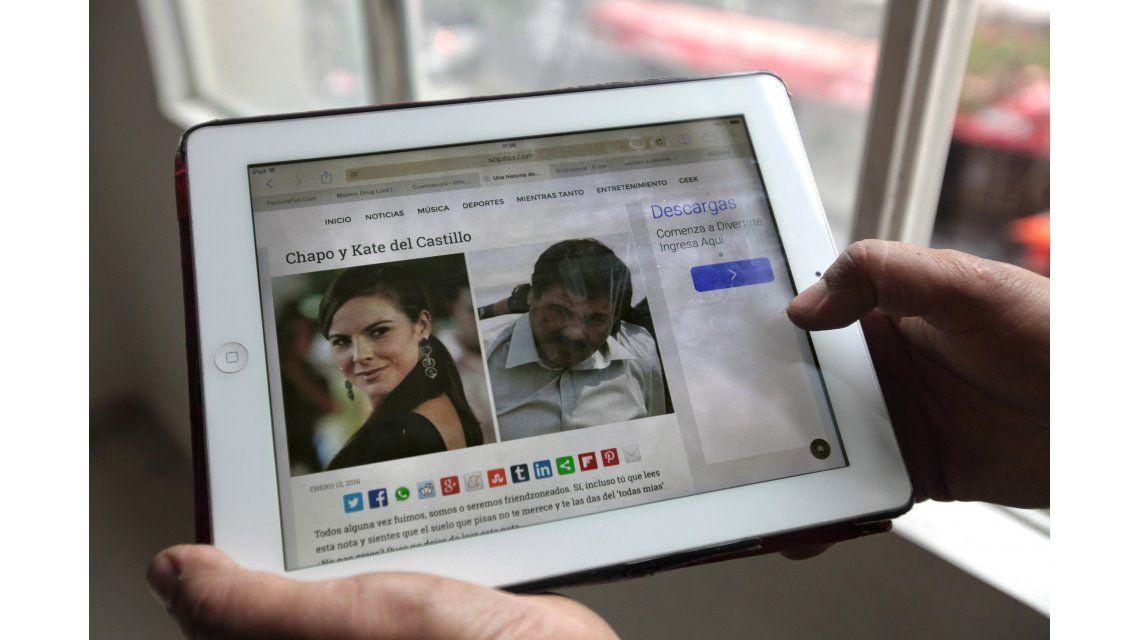 La justicia mexicana citará a Kate del Castillo por sus contactos con El Chapo