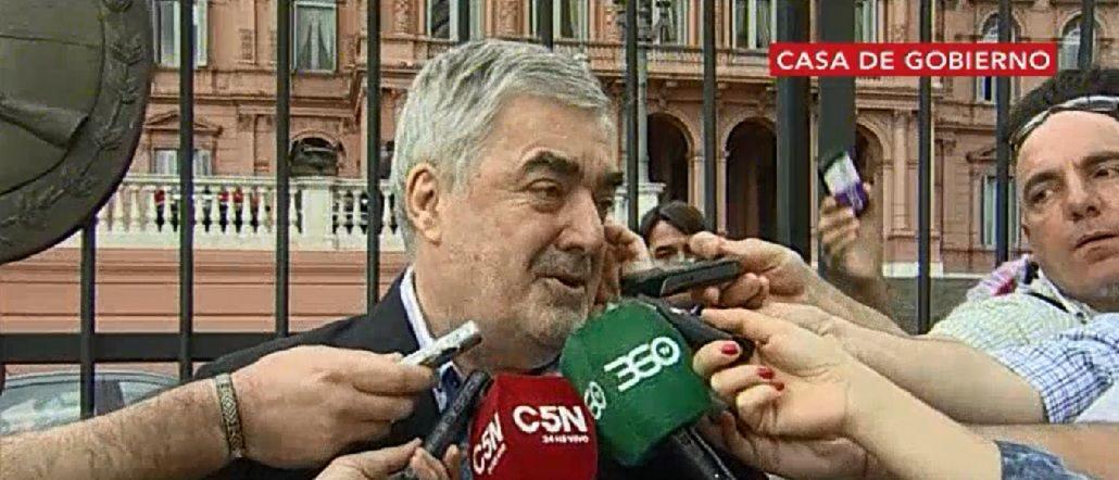 Das Neves, tras la reunión con Gobierno: La situación está muy complicada