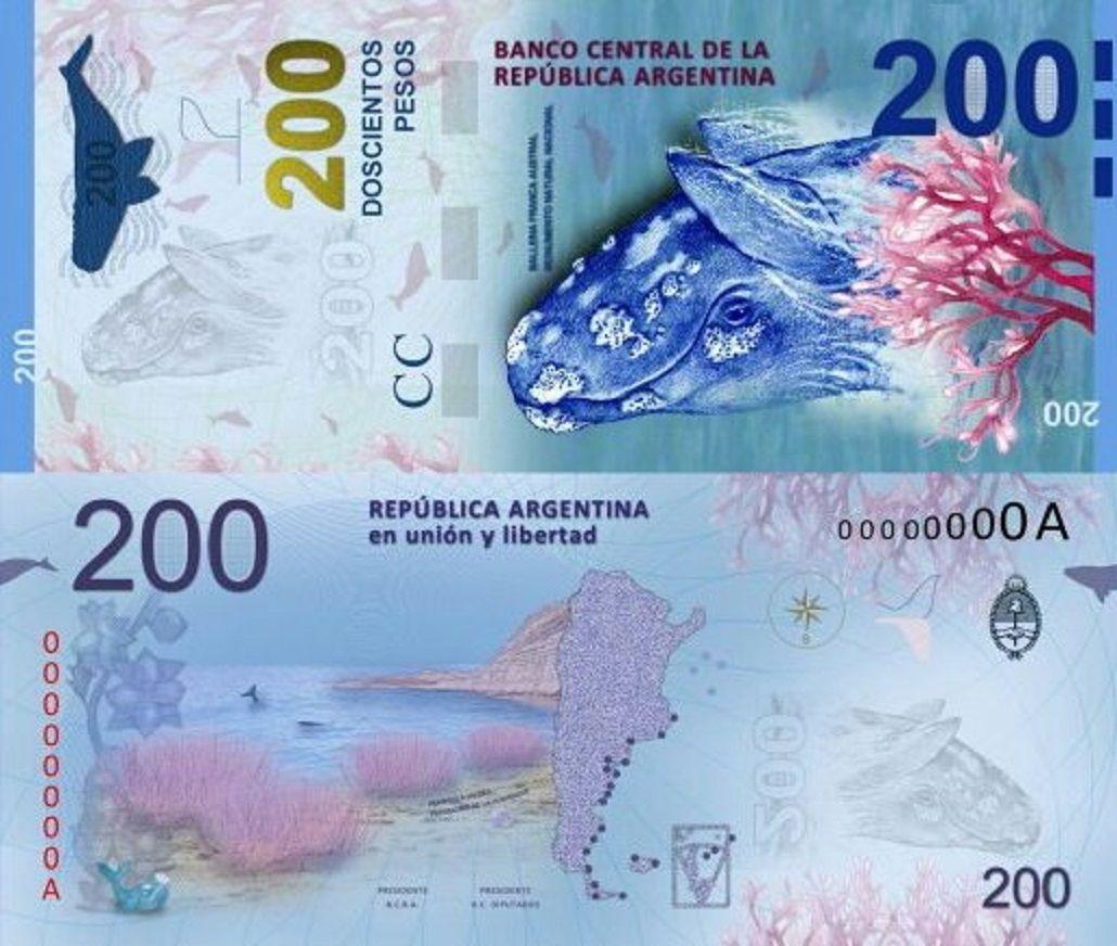 ¿Fin de la polémica? Afirman que modificarán el billete de 200 pesos