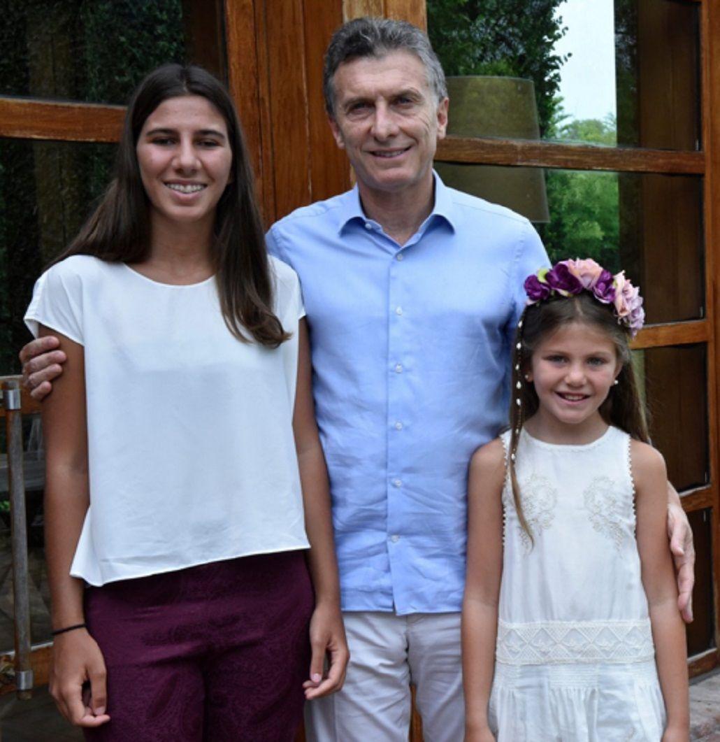 Macri recibió este domingo a las hijas del fiscal Alberto Nisman