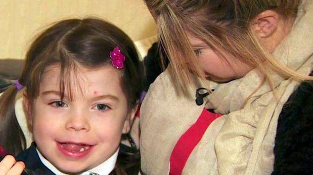 La historia de Danni, una niña transexual de 6 años