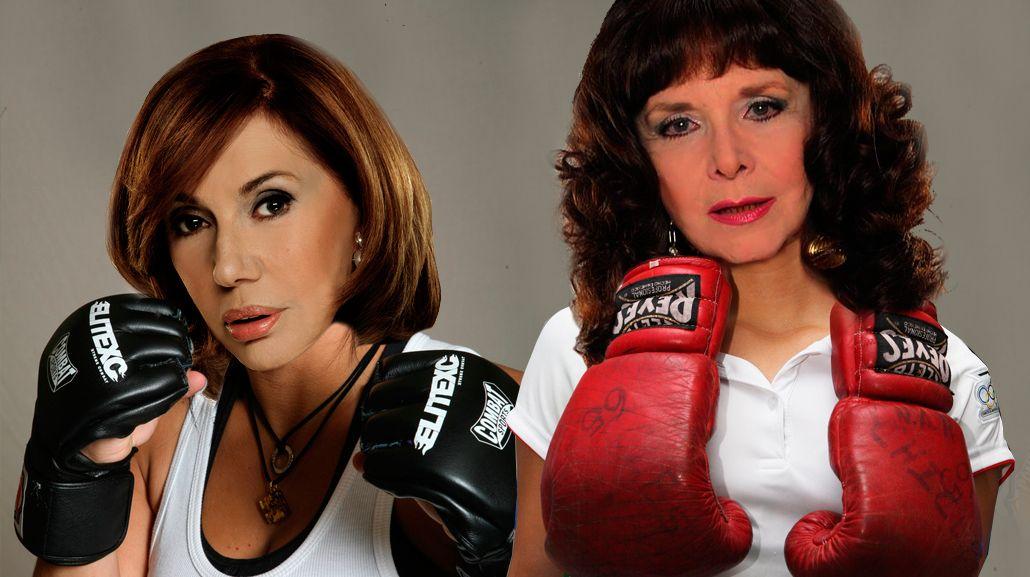 Gente grande: Nora Cárpena y Zulma Faiad, enfrentadas en Mar del Plata