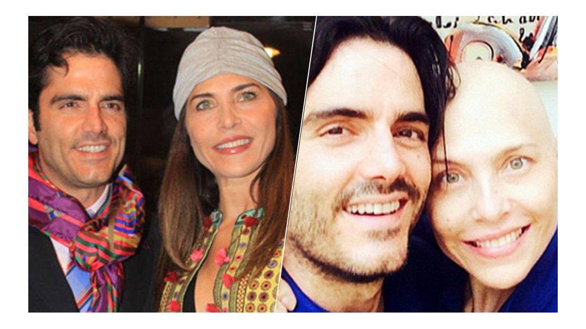 El peor momento de una actriz argentina: su marido la dejó antes de una mastectomía