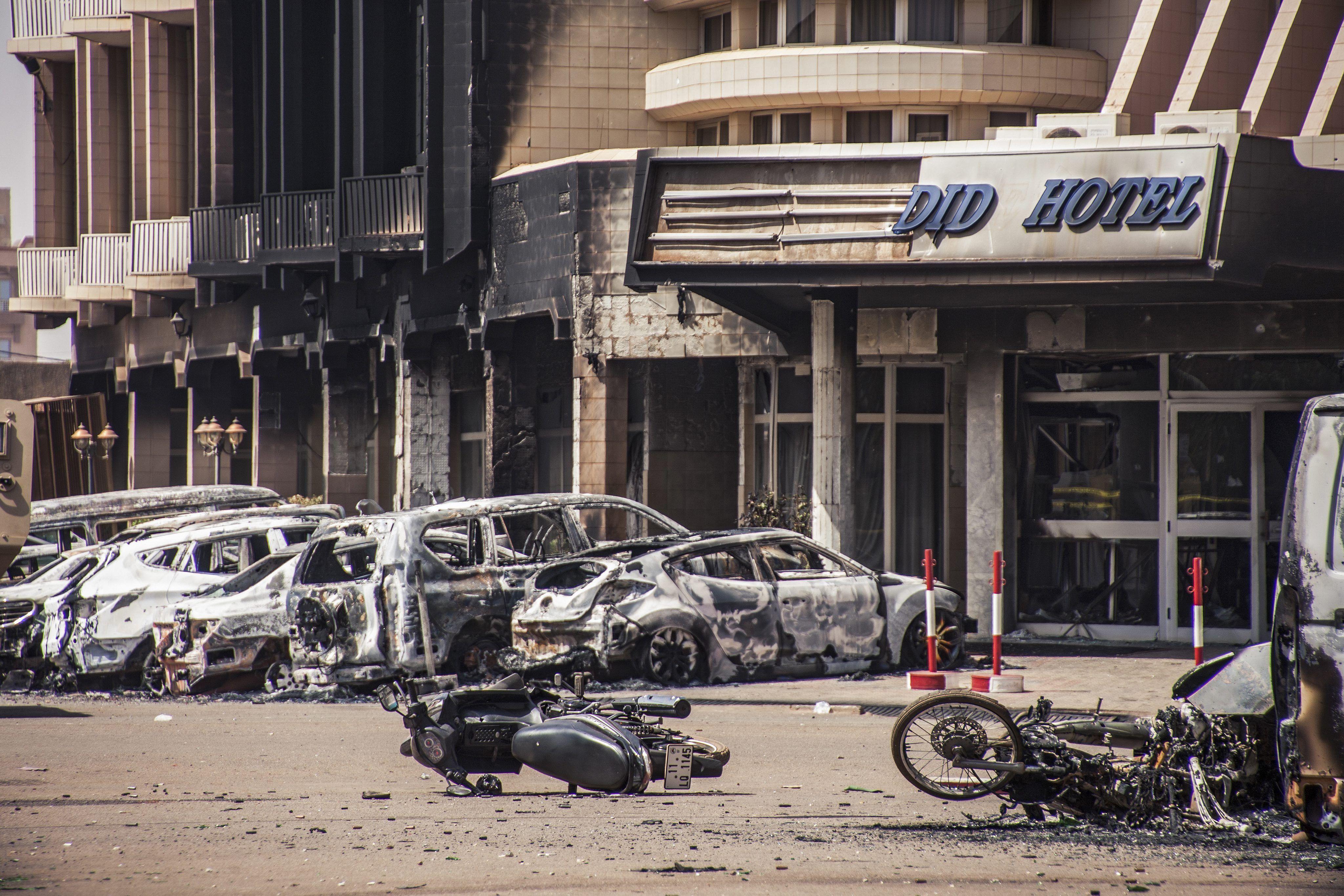 El Gobierno expresó sus condolencias y condena el atentado en Burkina Faso
