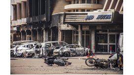 Condolencias del Gobierno a Burkina Faso