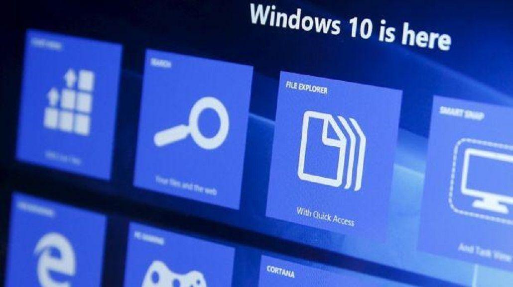 Windows 10, el segundo sistema operativo más usado