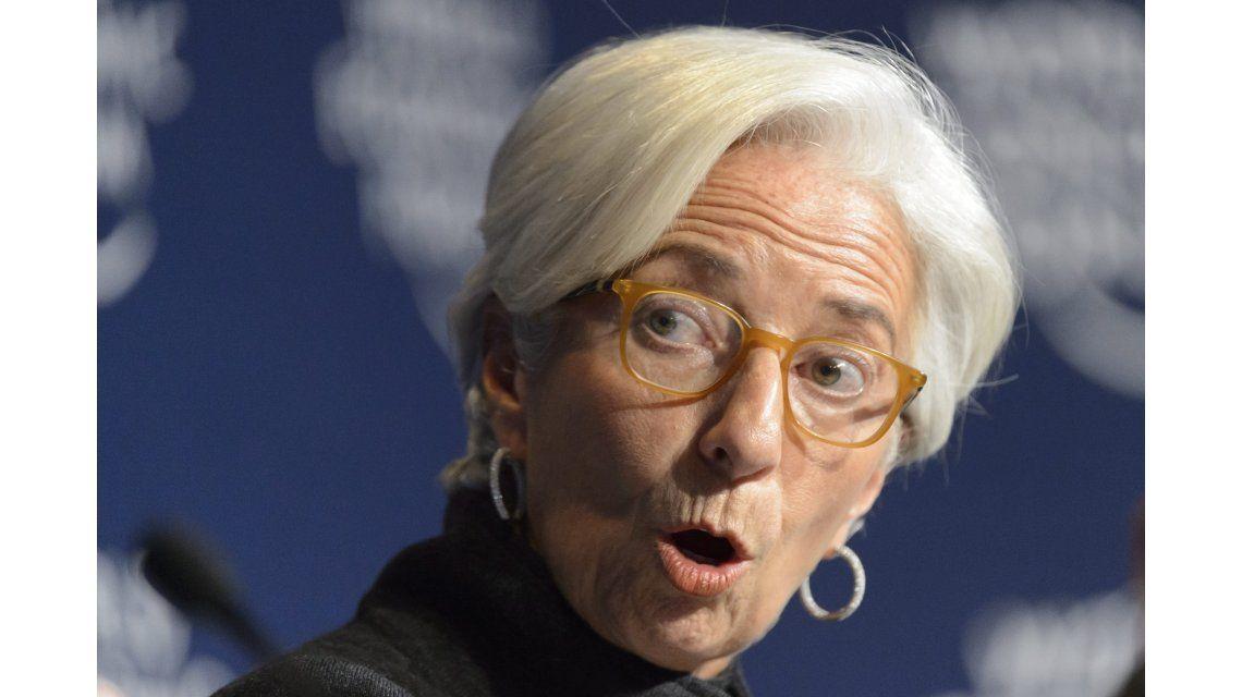 Christine Lagarde, directora del FMI, será juzgada en Francia por negligencia