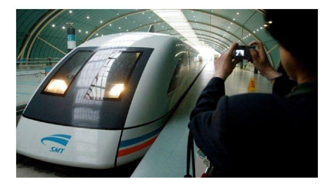 El tren bala japonés que llegará a Europa en 2018