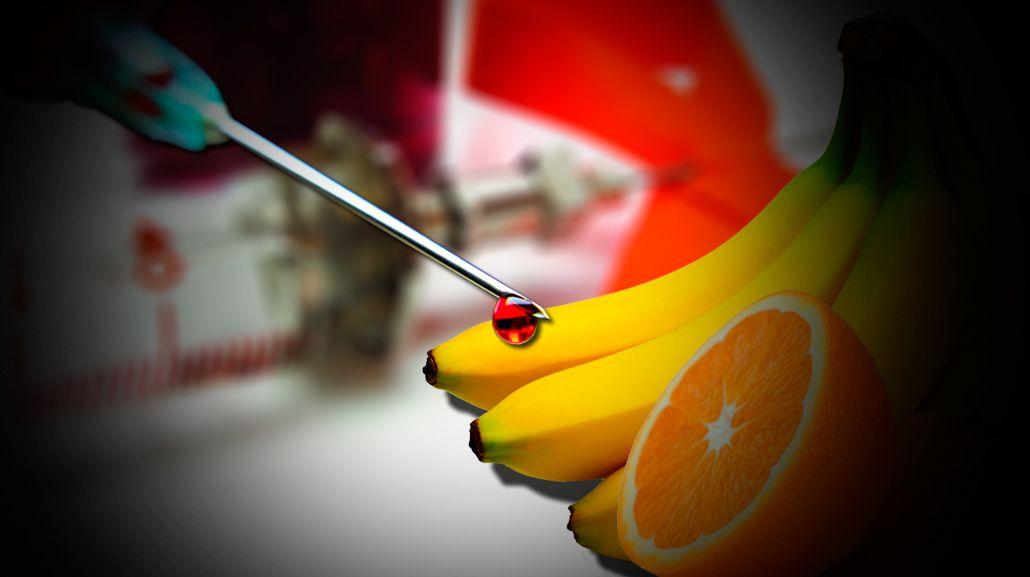 La nota viral de la semana: ¿Frutas infectadas con VIH?