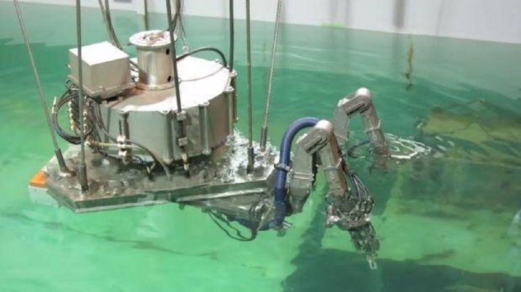 Un robot trabajará en la limpieza de reactor de Fukushima