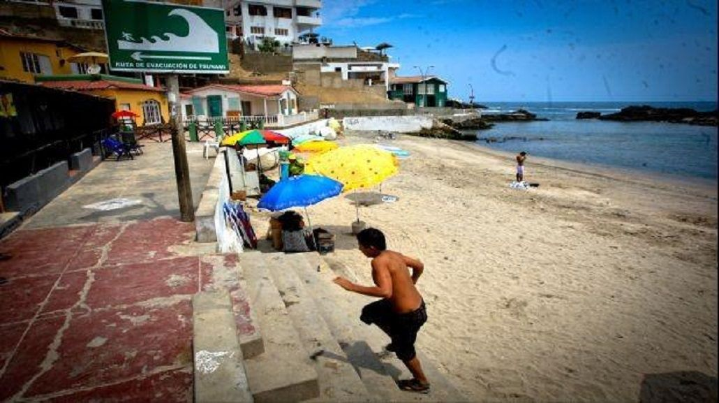 Japón donó a Perú un sistema de alerta de tsunami por TV