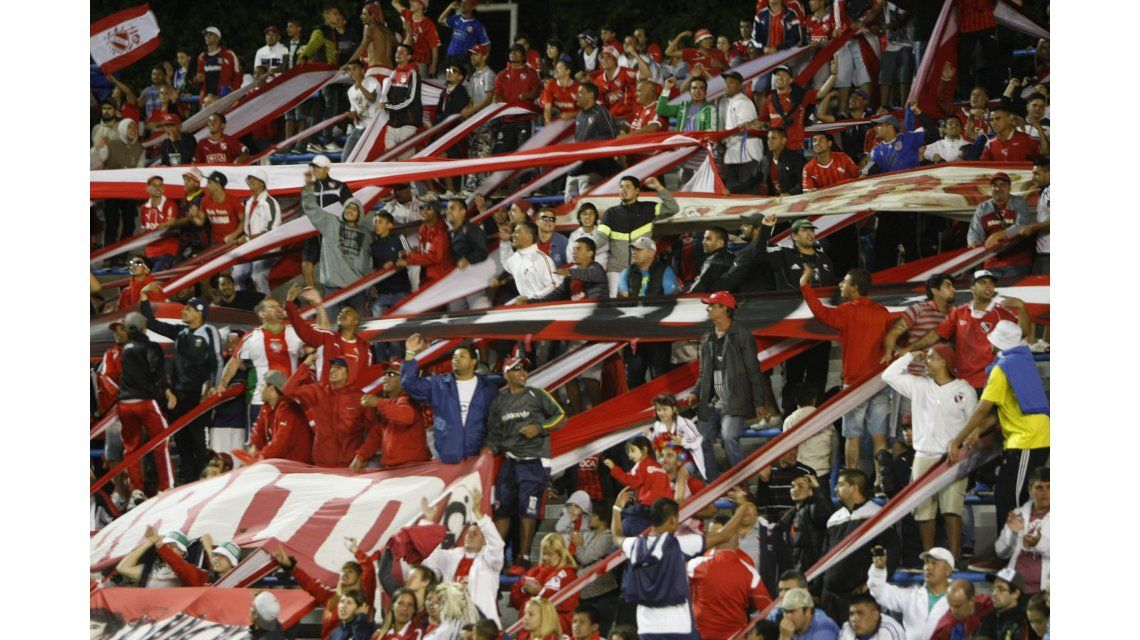 Las fotos del triunfo de Independiente ante River
