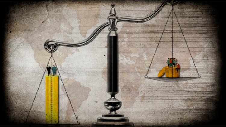 El INDEC confirmó que se profundizó la brecha que separa ricos de pobres