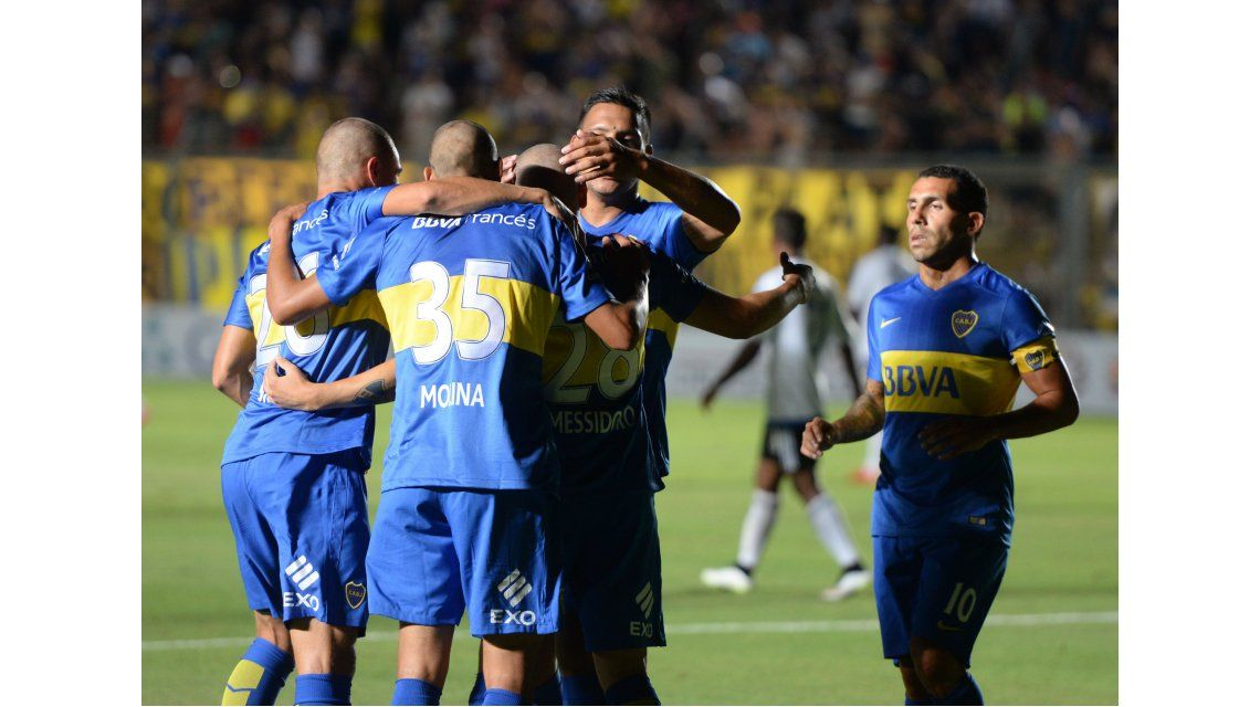 El pibe del momento en Boca sería titular en el partido ante Racing