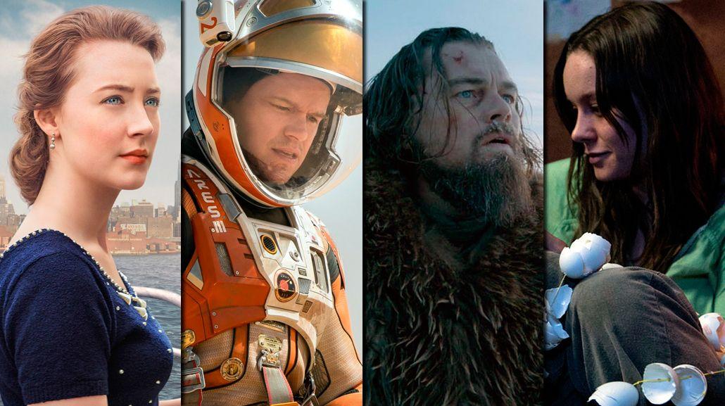 #Oscars2016 Conocé a todos los nominados a los Premios