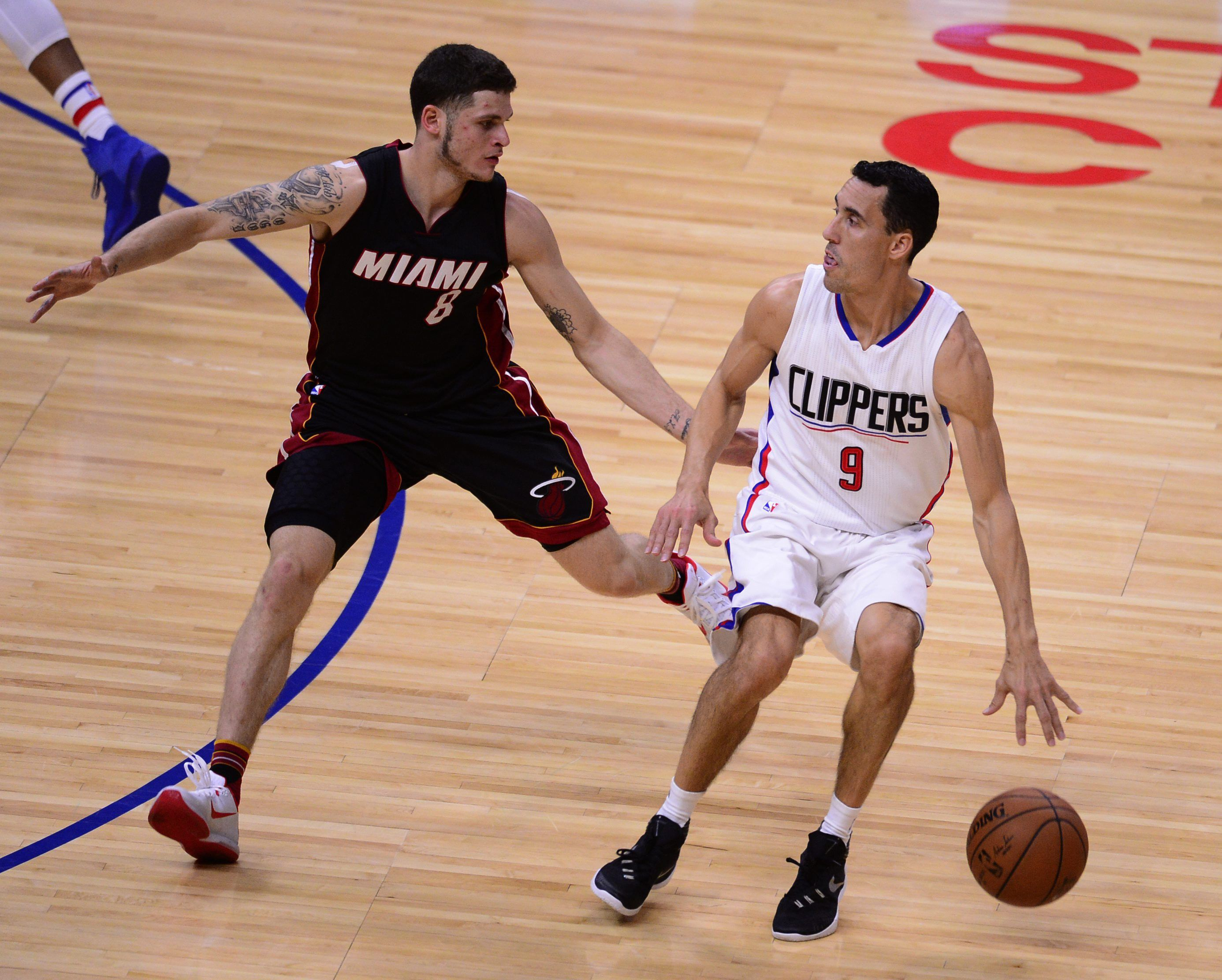 Los Angeles Clippers fue el último equipo del cordobés
