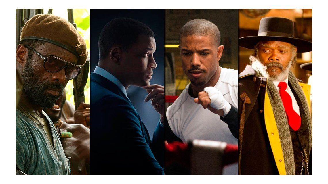 Polémica en los Oscar 2016 por la falta de negros en las nominaciones