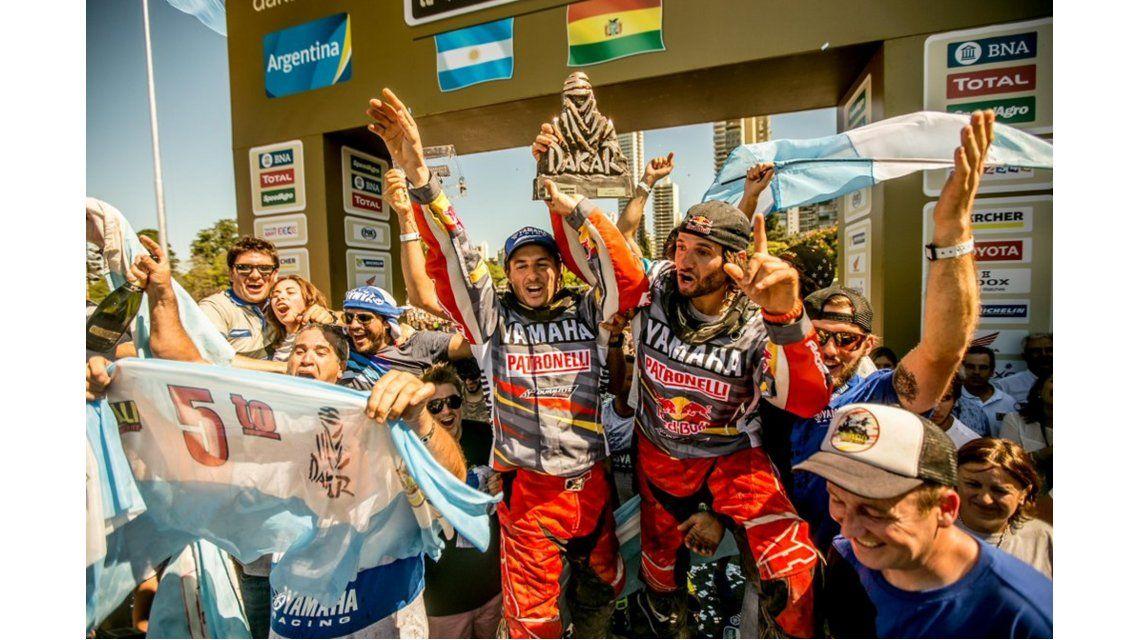 Finalizó el Dakar: Marcos Patronelli, el máximo referente argentino