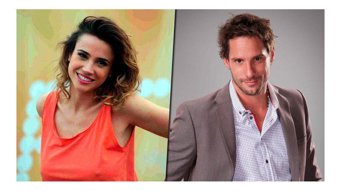 Celeste Cid y Gonzalo Valenzuela se van a enamorar en la ficción