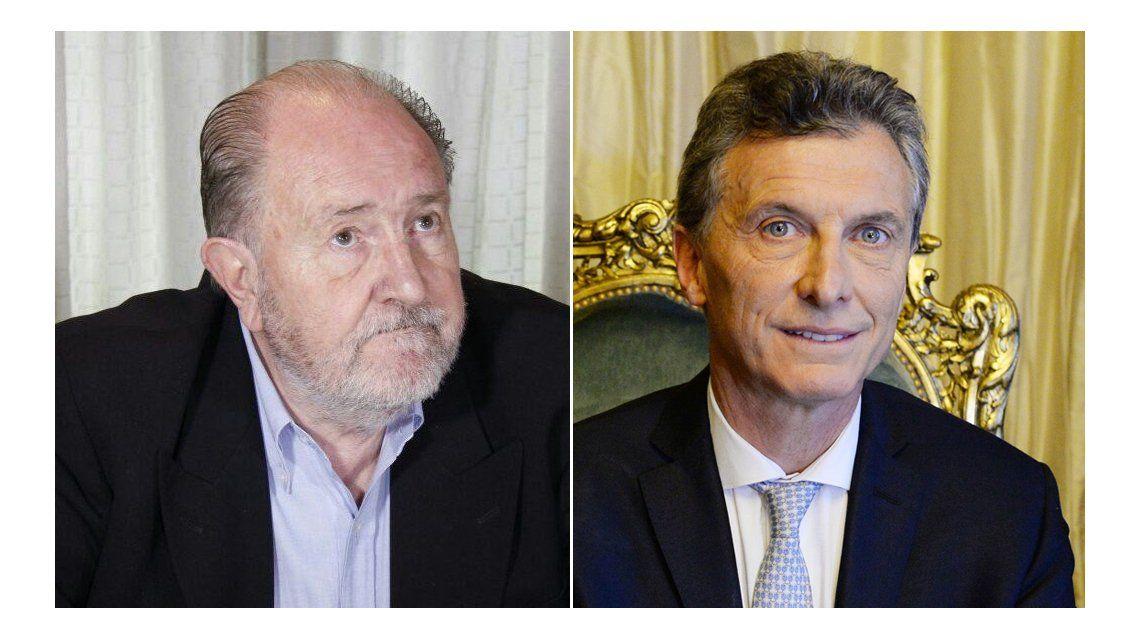 Gobernador de La Pampa, duro con Macri: Habla de federalismo, pero es unitario