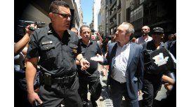 Martín Sabbatella intentó una vez más entrar a la Afsca