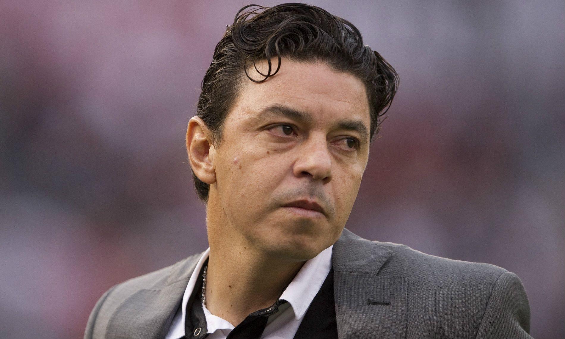 Gallardo minimizó la eliminación de Boca: No me provocó nada