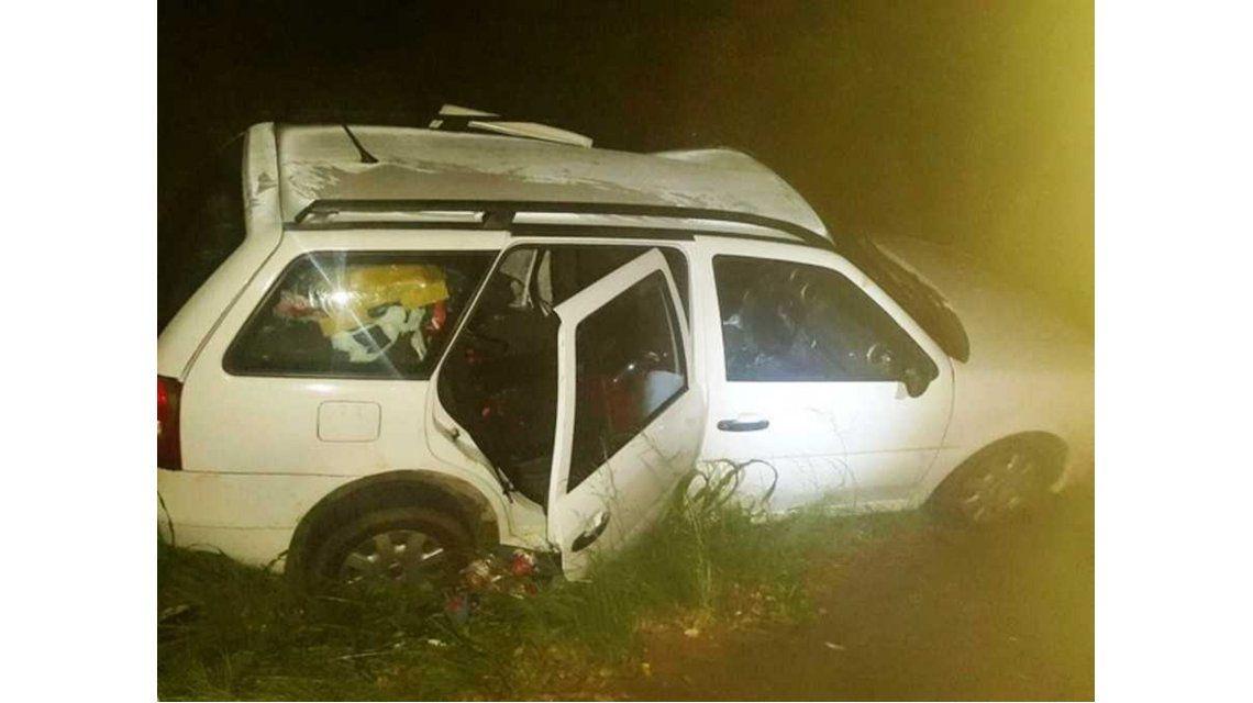 Accidente fatal en Brasil: murió un argentino y otro se encuentra grave