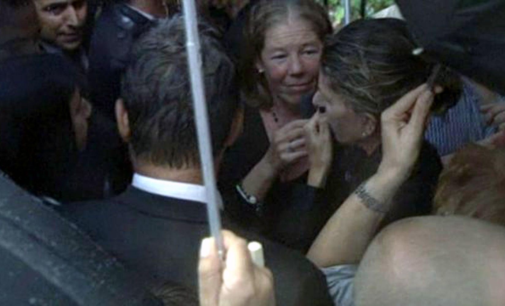 Macri recibe este domingo a las hijas de Nisman en Olivos