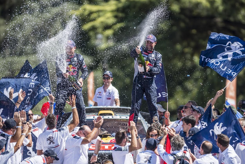 El Dakar 2017 largará desde Asunción y culminará en Buenos Aires