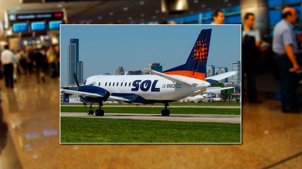 Este es el acuerdo que Aerolíneas Argentinas tenía con Sol