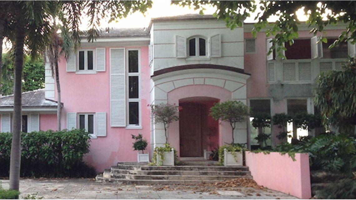Demolerán una mansión perteneciente a Pablo Escobar Gaviria en Miami