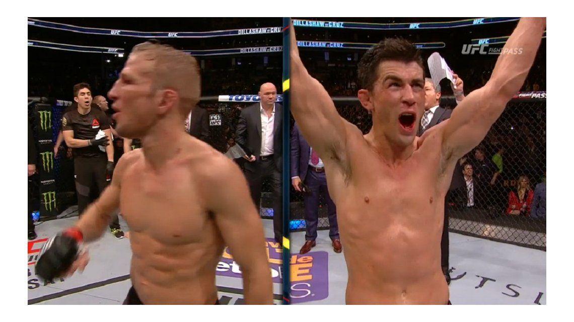 Una noche a pura acción entregó un nuevo campeón en la UFC