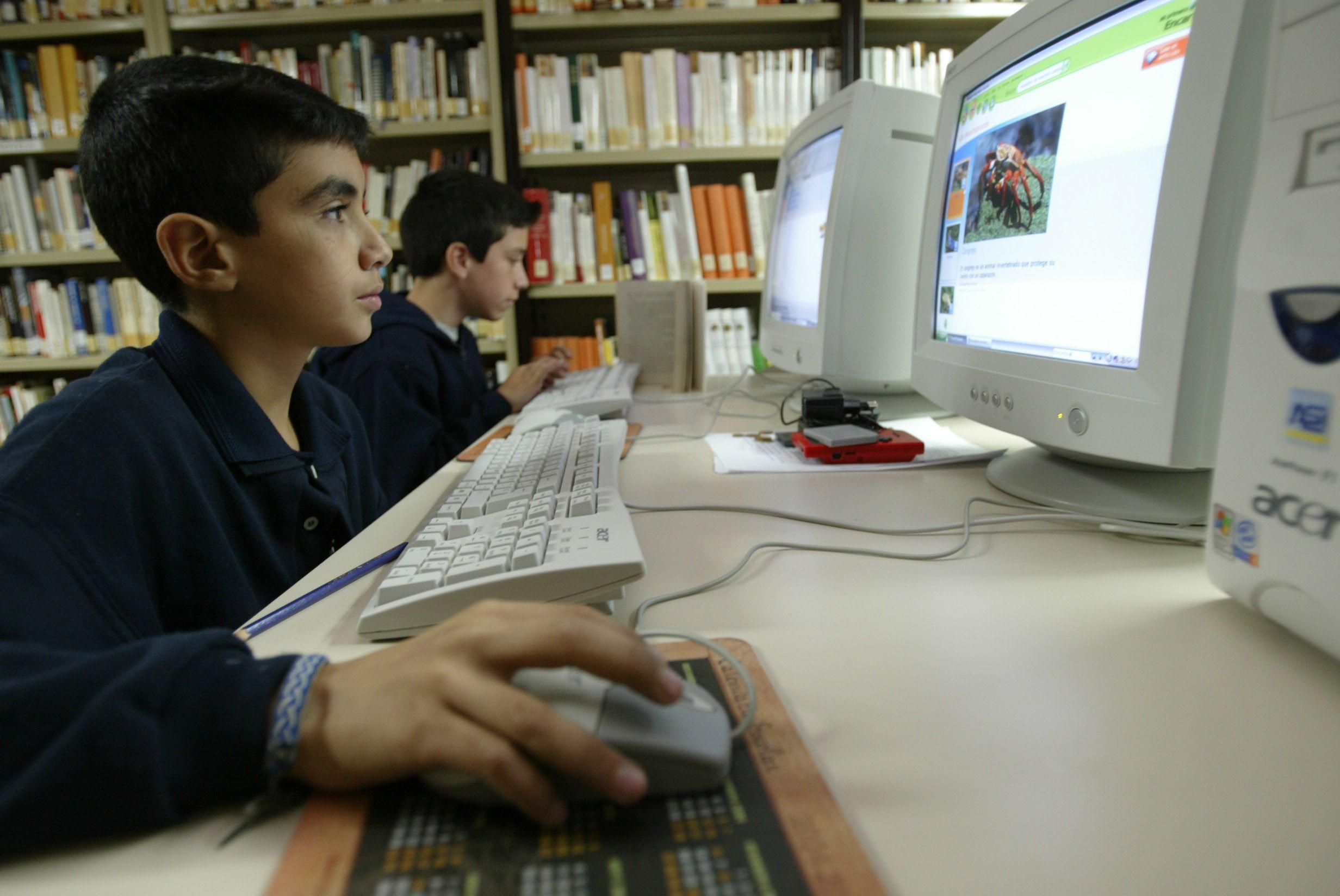 Por el avance de Internet, 2 de cada 10 chicos ya no miran televisión